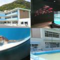本日(2018年4月26日)オープン! 海洋深層水も使われている「むろと廃校水族館」が始動!